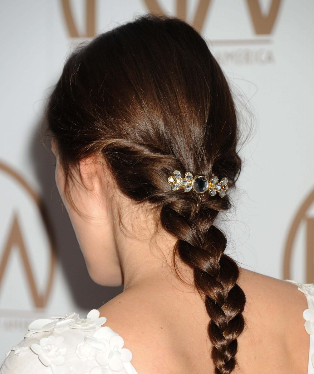 The fastest hairstyles. Picture №3