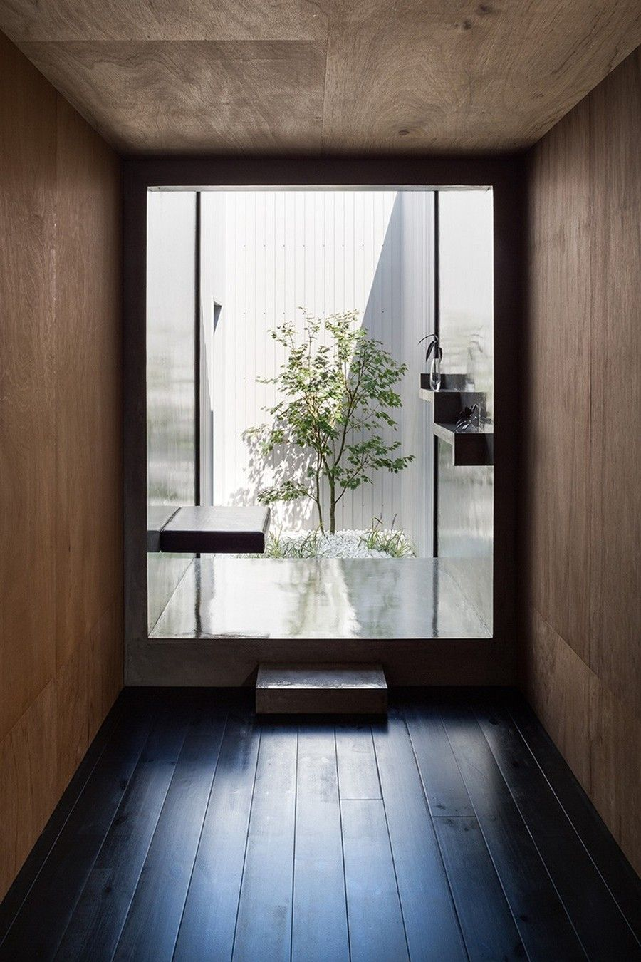 Japanese minimalism in the interior