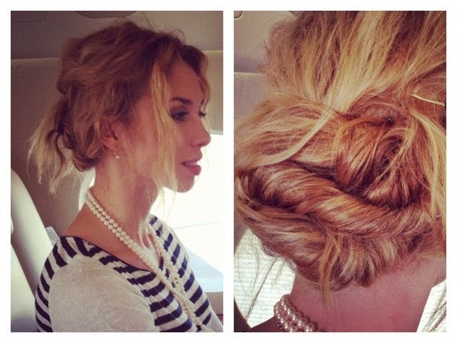 Hairstyles for school for long hair. Picture №3