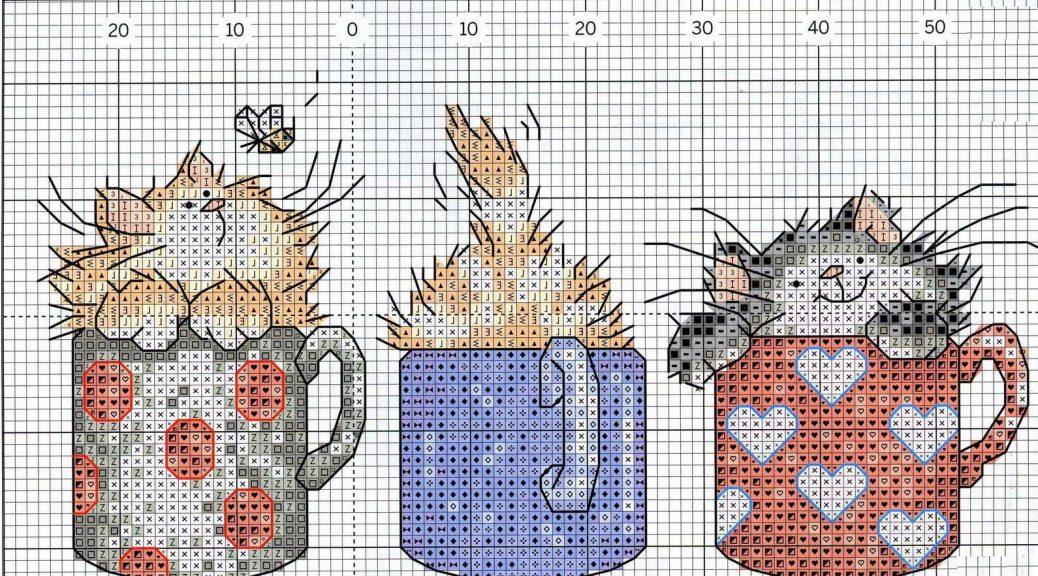 Схеми вишивки модульних картин для прикраси інтер єру 1284b71166ec3