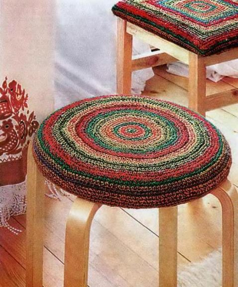 Crochet Seat Covers