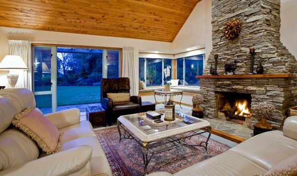 Chalet style furniture