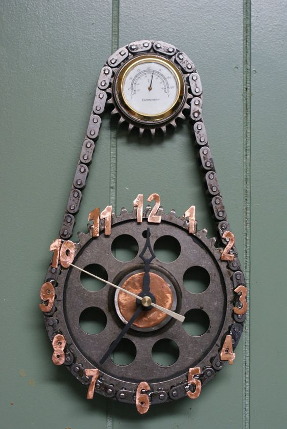 Harsh watches of spare parts