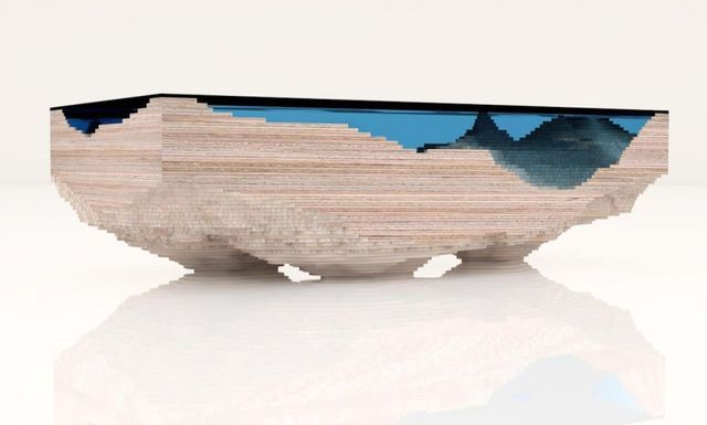 The Abyss from designer Christopher Duffy