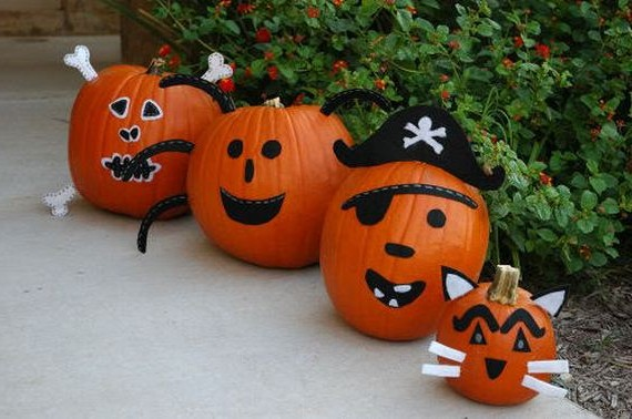 Brave Pirates - Guardians of the Pumpkin House