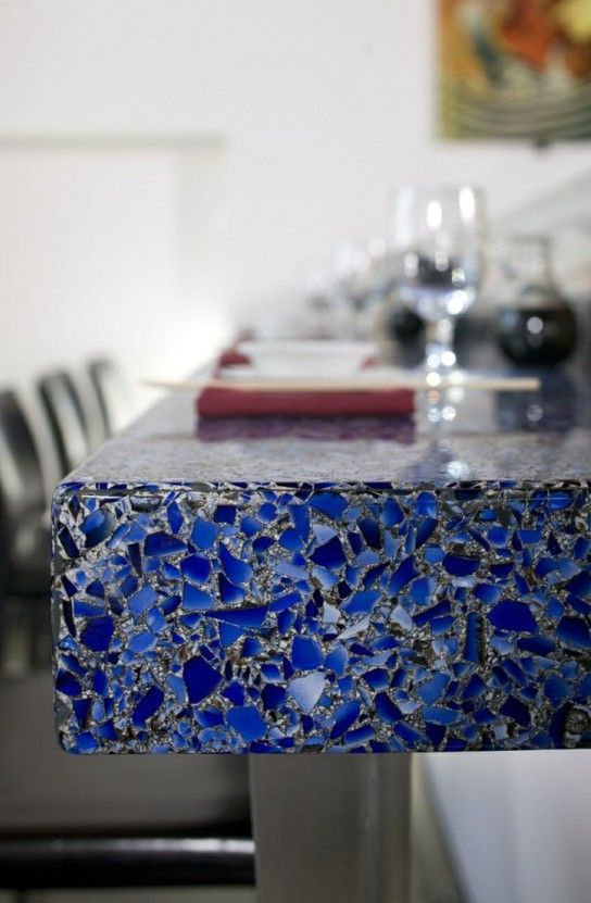 mosaic kitchen countertops
