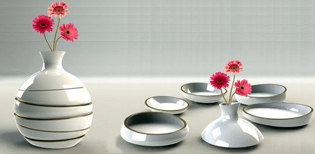 set of dishes-transformer