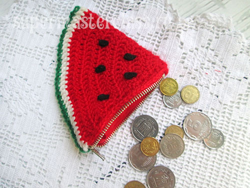 How to crochet a purse for a girl