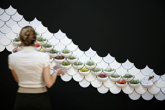 ceramic tiles green pockets