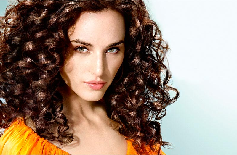 Perm hair with your own hands. Picture №3