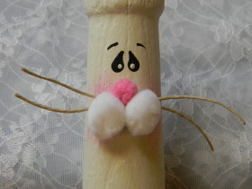 bunny with his own hands simple crafts (21)