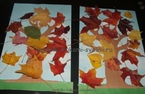 autumn games in autumn with children